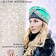 Сollection turbans «SULTAN. WINTER 2015» designers ANASTASIYA & NATALIYA GAPON