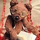 Мишки Тедди ручной работы. Ярмарка Мастеров - ручная работа. Купить Пэтсон. Handmade. Мишка, медведь тедди, вискоза