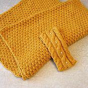Аксессуары handmade. Livemaster - original item Mustard color kit. Handmade.