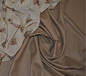 Ткани ручной работы. Ярмарка Мастеров - ручная работа Костюмная ткань из шерсти LUISA SPAGNOLI. Handmade.