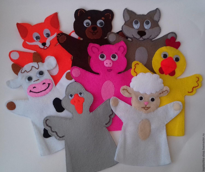 Кукольный театр : изготовление своими руками