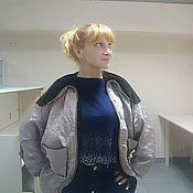 Одежда ручной работы. Ярмарка Мастеров - ручная работа Куртка Летучая мышь. Handmade.