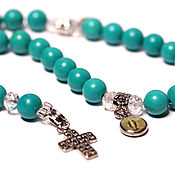 Фен-шуй и эзотерика handmade. Livemaster - original item Rosary made of natural stones