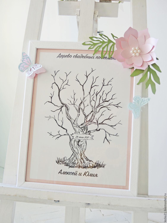 Стихи к дереву пожеланий