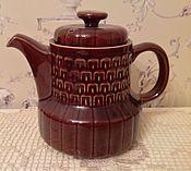 1960-е. Заварочный чайник. Пеннинский Веджвуд. Редкий.