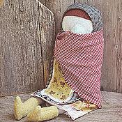 Куклы и игрушки ручной работы. Ярмарка Мастеров - ручная работа Игровая кукла Орловская мамка. Handmade.