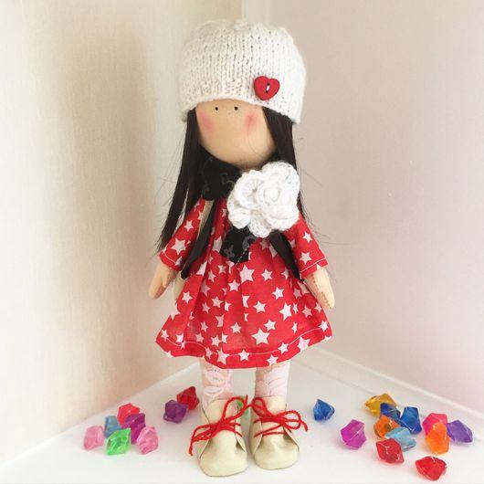 Куклы тыквоголовки ручной работы. Ярмарка Мастеров - ручная работа. Купить Кукла Лилу. Handmade. Кукла ручной работы