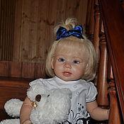 Куклы и игрушки ручной работы. Ярмарка Мастеров - ручная работа Кукла реборн Марьяша. Handmade.