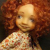 """Куклы и игрушки ручной работы. Ярмарка Мастеров - ручная работа Домовушка """"Чуча"""". Handmade."""