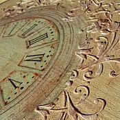 """Для дома и интерьера ручной работы. Ярмарка Мастеров - ручная работа Часы """"Богемия"""". Handmade."""