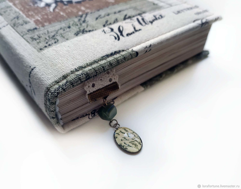 """Блокнот винтажный А5 180 листов """"Ангелы"""", Блокноты, Выборг,  Фото №1"""