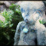 Куклы и игрушки ручной работы. Ярмарка Мастеров - ручная работа Синяя гусеница. Handmade.