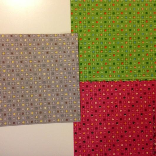 3 цвета фоновых салфеток для декупажа Декупажная радость: 1. Серая фоновая 2. Зеленая фоновая 3. Фуксия фоновая