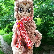 """Куклы и игрушки ручной работы. Ярмарка Мастеров - ручная работа Серия """"Ароматные куклы"""" - Кошка #5. Handmade."""