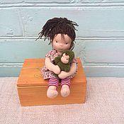 Куклы и игрушки ручной работы. Ярмарка Мастеров - ручная работа Машунька. Handmade.