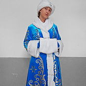 Одежда handmade. Livemaster - original item Snow Maiden. Animator-actor suit. Handmade.