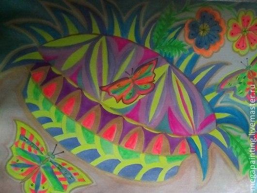 Картины цветов ручной работы. Ярмарка Мастеров - ручная работа. Купить Релаксационные картины. Handmade. Картина в подарок, картина с цветами