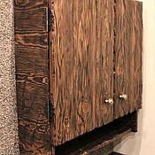 Для дома и интерьера ручной работы. Ярмарка Мастеров - ручная работа Шкаф для счетчика с ключницей. Handmade.