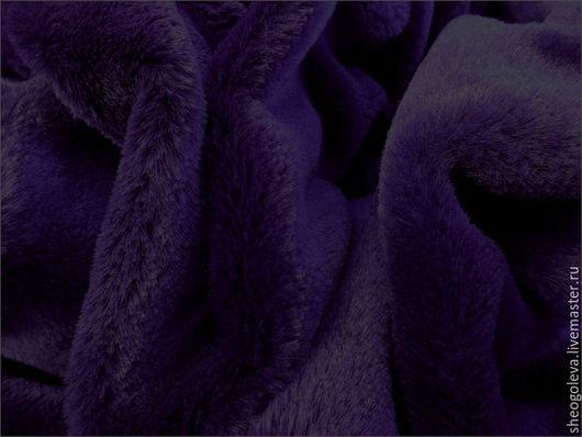 Куклы и игрушки ручной работы. Ярмарка Мастеров - ручная работа. Купить Французский плюш 10мм - фабрика Тиссавель.. Handmade.