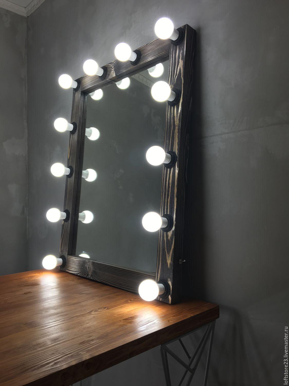 Гримерное зеркало своими руками школа ремонта