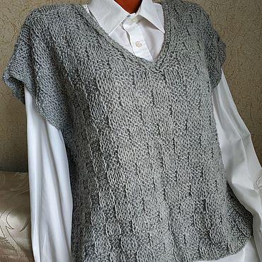 Clothing handmade. Livemaster - original item Vest