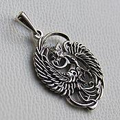 Фен-шуй и эзотерика handmade. Livemaster - original item Charm Bird of sirens. Handmade.
