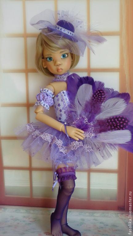 Комплект для куклы БЖД формата МСД.  Модель- Микки от Кайе Виггз.