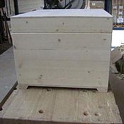 Crates handmade. Livemaster - original item Storage box. Handmade.