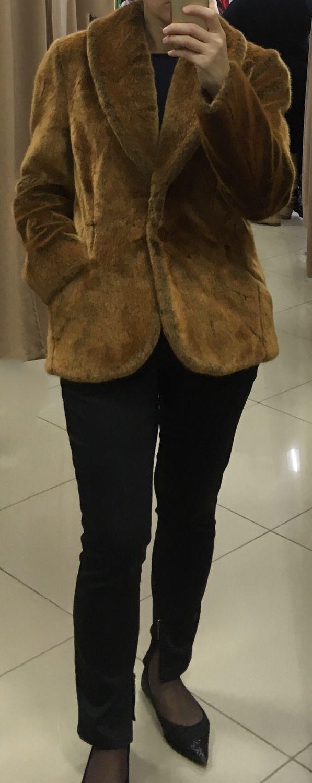Винтаж: Винтажная меховая куртка, Винтажная одежда, Новороссийск, Фото №1