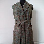 Одежда handmade. Livemaster - original item Copy of 443: Women`s jacket with buttons. Handmade.