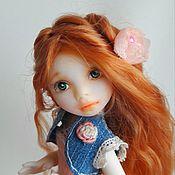 Куклы и игрушки handmade. Livemaster - original item Articulated doll Genia (2). Handmade.