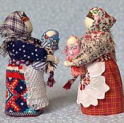 Куклы и игрушки ручной работы. Ярмарка Мастеров - ручная работа кукла-оберег  Матушка. Handmade.