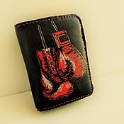 Сумки и аксессуары handmade. Livemaster - original item M0133.Men`s wallet. Personal order. Leather. Handmade. Handmade.