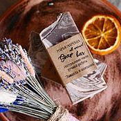 Лаванда и апельсин Натуральное мыло с нуля ручной работы