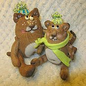 Куклы и игрушки ручной работы. Ярмарка Мастеров - ручная работа Котята малыши. Handmade.