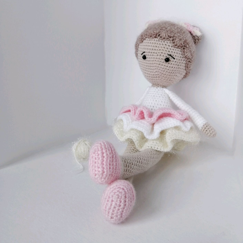 Вязаная кукла, Мягкие игрушки, Саратов,  Фото №1
