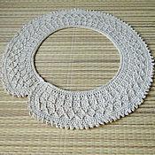 Аксессуары handmade. Livemaster - original item Boho collar embossed. Handmade.
