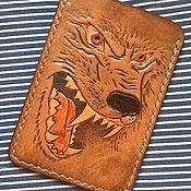 Сумки и аксессуары ручной работы. Ярмарка Мастеров - ручная работа Картхолдер для карточек и проездного. Handmade.