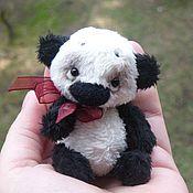 Куклы и игрушки ручной работы. Ярмарка Мастеров - ручная работа Панда- банда. Handmade.
