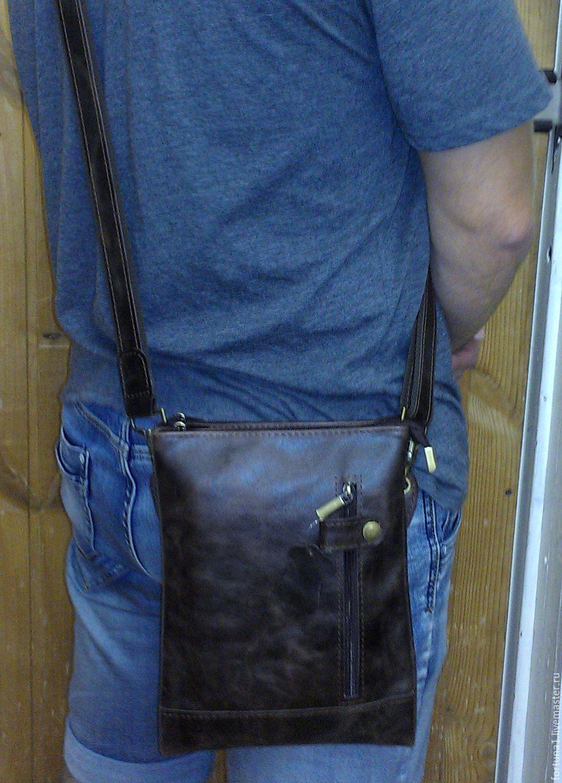Bag leather 186, Classic Bag, St. Petersburg,  Фото №1