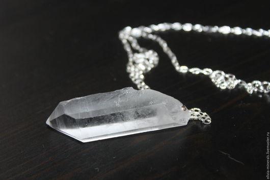 Кулоны, подвески ручной работы. Ярмарка Мастеров - ручная работа. Купить Волшебный кулон с кристаллом кварца. Handmade. Кристаллы