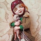 """Куклы и игрушки ручной работы. Ярмарка Мастеров - ручная работа """"Ты мой..."""". Handmade."""