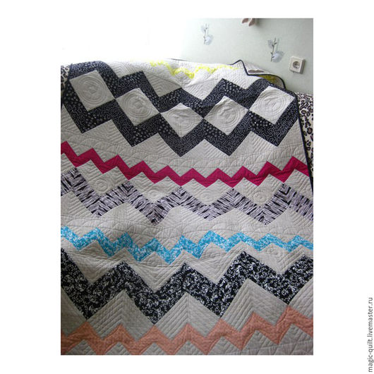 """Текстиль, ковры ручной работы. Ярмарка Мастеров - ручная работа. Купить Плед  """"Повседневный"""". Handmade. Комбинированный, покрывало, розовый"""