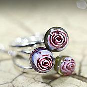Украшения handmade. Livemaster - original item A set of rings 18,5
