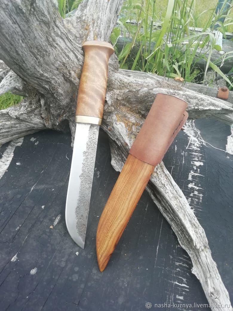 Нож Леуку, Ножи, Челябинск,  Фото №1