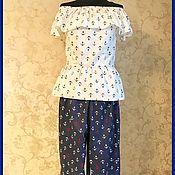 Одежда ручной работы. Ярмарка Мастеров - ручная работа Костюм женский. Handmade.
