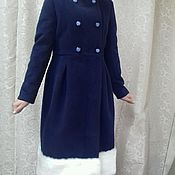 Одежда handmade. Livemaster - original item Coat vintage for girls .. Handmade.