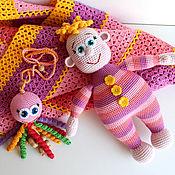 Работы для детей, ручной работы. Ярмарка Мастеров - ручная работа Комплект для малышки.. Handmade.