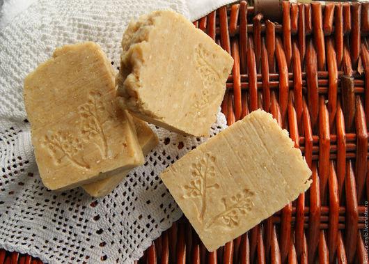 Мыло натуральное с нуля ручной работы. Handmade. Натуральная косметика. Ярмарка Мастеров - купить мыло. Мыло-скраб. Мыло с козьим молоком. Мыло с овсянкой. Мыло с мёдом.