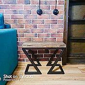 Столы ручной работы. Ярмарка Мастеров - ручная работа Лофт Стол. Handmade.
